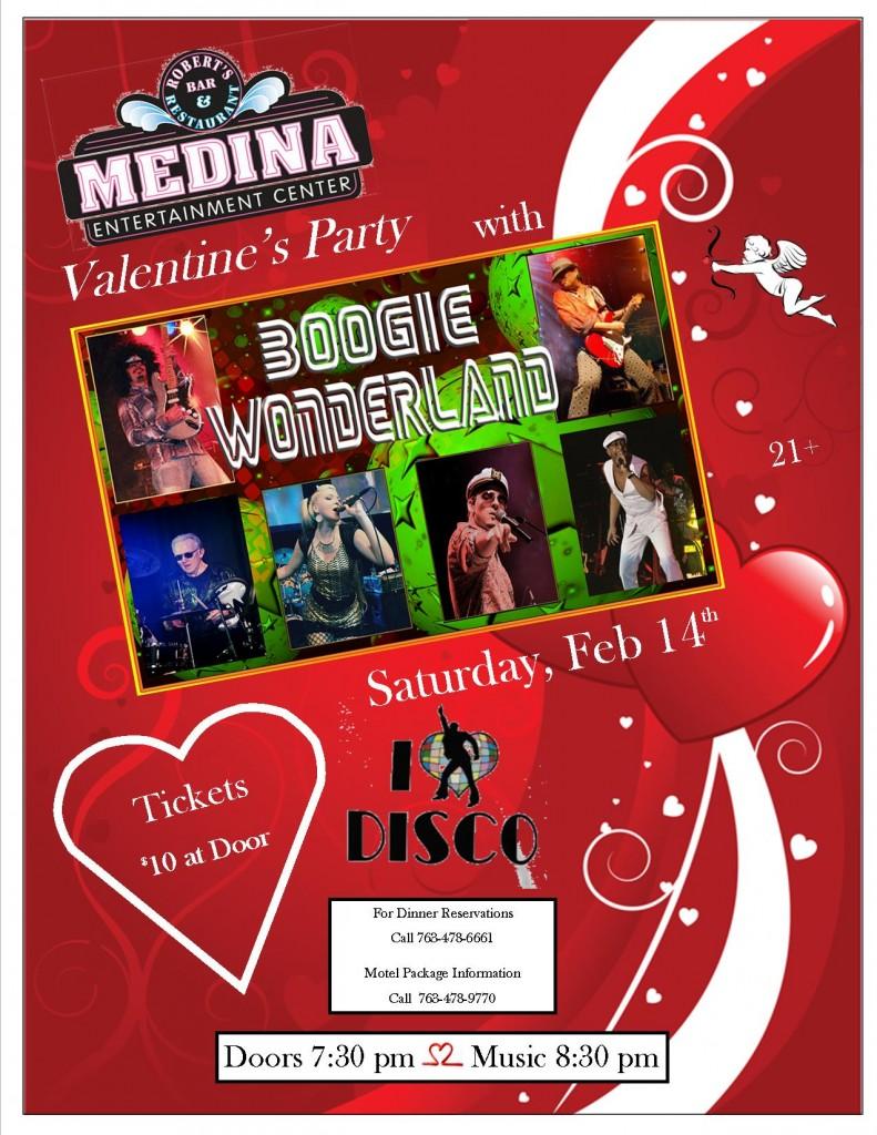 Valentine's 2015