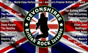 Devonshires Classic Rock Spectacular