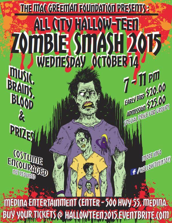 Zomie Smash 2015