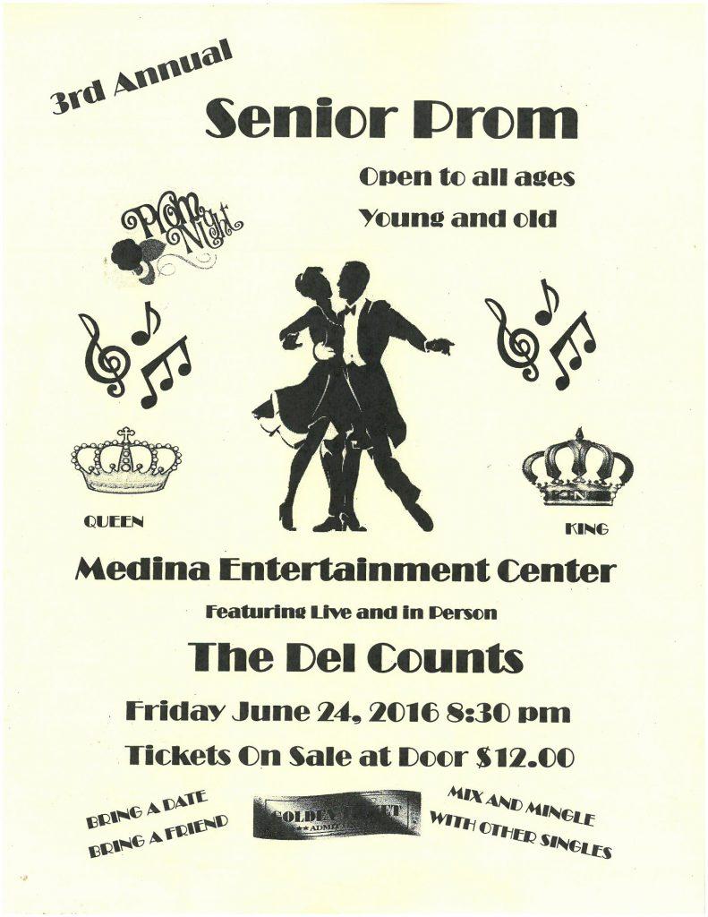 Prom Night & Del Counts 2016