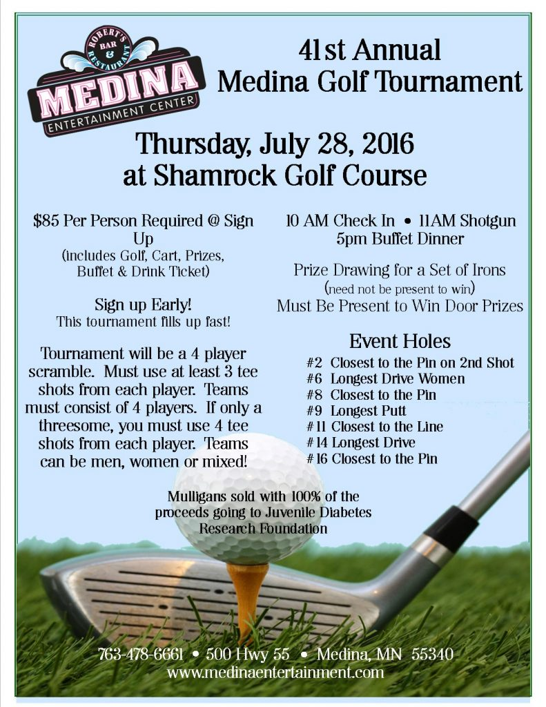 MEC - Golf Tournament 2016