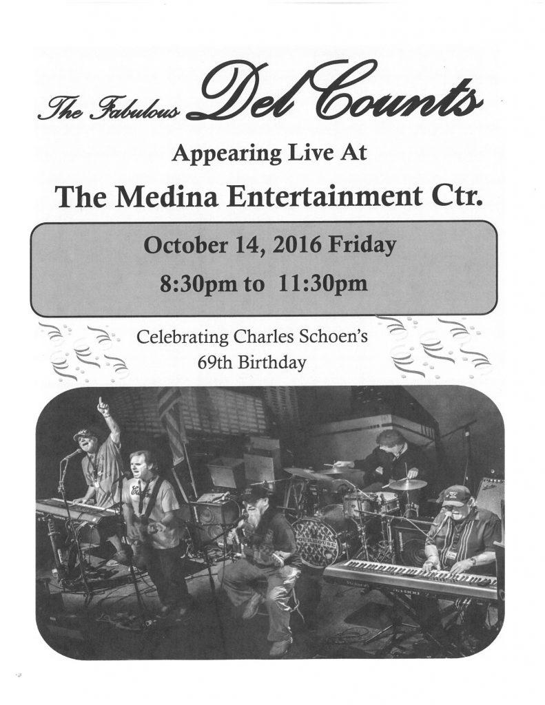The Del Counts