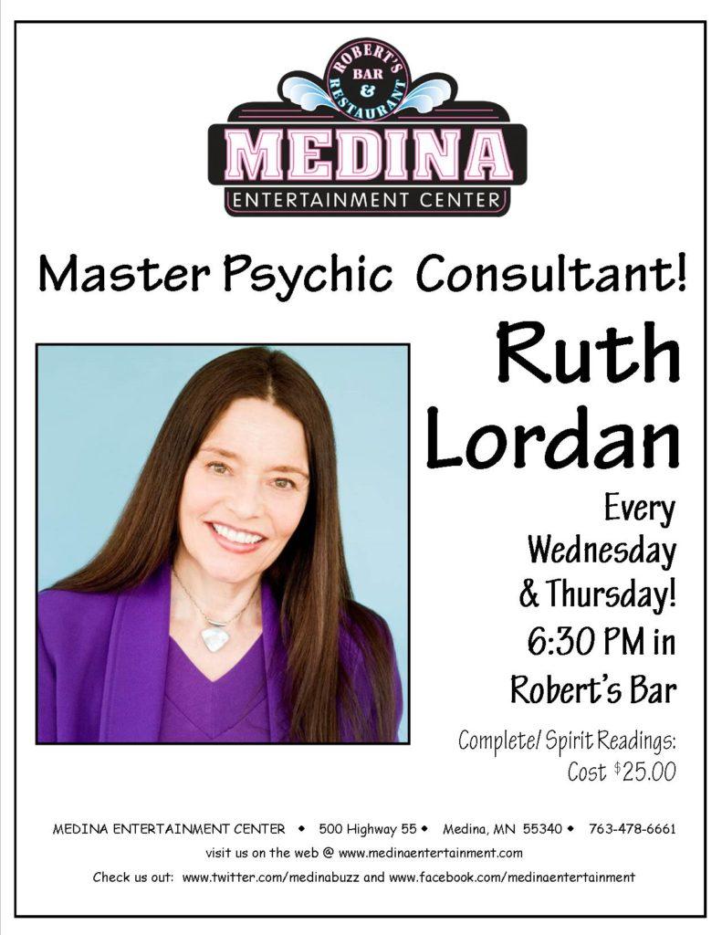 Psychic Ruth Lordan